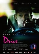 Drive - Czech Movie Poster (xs thumbnail)