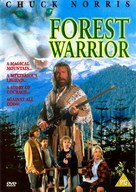 Forest Warrior - British DVD cover (xs thumbnail)