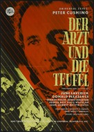 The Flesh and the Fiends - German Movie Poster (xs thumbnail)