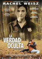 The Whistleblower - Argentinian Movie Poster (xs thumbnail)