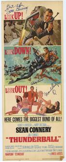 Thunderball - Australian Movie Poster (xs thumbnail)