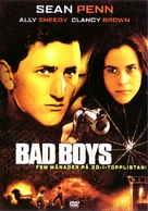 Bad Boys - Swedish DVD cover (xs thumbnail)