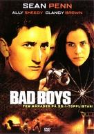Bad Boys - Swedish DVD movie cover (xs thumbnail)