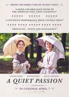 A Quiet Passion - British Movie Poster (xs thumbnail)