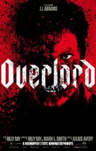 Overlord - Greek Movie Poster (xs thumbnail)