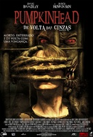 Pumpkinhead: Ashes to Ashes - Brazilian Video release movie poster (xs thumbnail)