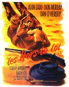 One Foot in Hell - French Movie Poster (xs thumbnail)