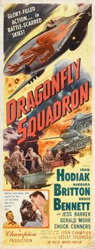 Dragonfly Squadron - Movie Poster (xs thumbnail)