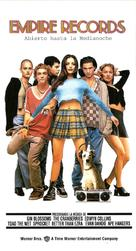 Empire Records - Argentinian VHS movie cover (xs thumbnail)