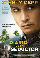 The Rum Diary - Uruguayan Movie Poster (xs thumbnail)