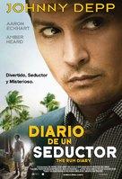 The Rum Diary - Uruguayan Movie Poster (xs thumbnail)