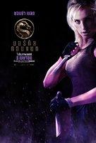 Mortal Kombat - Thai Movie Poster (xs thumbnail)