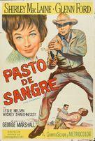 The Sheepman - Argentinian Movie Poster (xs thumbnail)