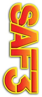 """SAF3"" - Logo (xs thumbnail)"
