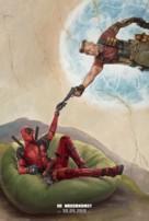 Deadpool 2 - Dutch Movie Poster (xs thumbnail)