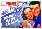 Born to Dance - Movie Poster (xs thumbnail)