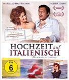 Matrimonio all'italiana - German Blu-Ray movie cover (xs thumbnail)