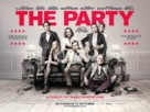 The Party - British Movie Poster (xs thumbnail)