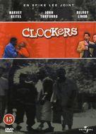 Clockers - Danish DVD movie cover (xs thumbnail)