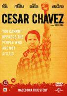 Cesar Chavez - Danish DVD cover (xs thumbnail)