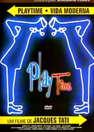 Play Time - Portuguese DVD cover (xs thumbnail)