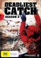 """""""Deadliest Catch"""" - Australian DVD cover (xs thumbnail)"""
