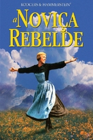 The Sound of Music - Brazilian DVD movie cover (xs thumbnail)