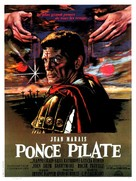 Pontius Pilate - French Movie Poster (xs thumbnail)
