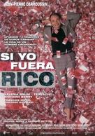 Ah! Si j'étais riche - Spanish poster (xs thumbnail)