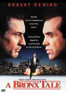 A Bronx Tale - DVD movie cover (xs thumbnail)