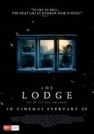 The Lodge - Australian Movie Poster (xs thumbnail)