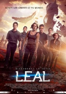The Divergent Series: Allegiant - Argentinian Movie Poster (xs thumbnail)