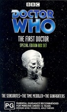 """Doctor Who"" - Australian DVD movie cover (xs thumbnail)"
