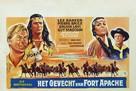 Old Shatterhand - Belgian Movie Poster (xs thumbnail)