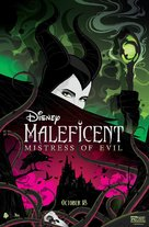 Maleficent: Mistress of Evil - Movie Poster (xs thumbnail)