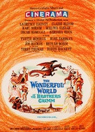 The Wonderful World of the Brothers Grimm - Movie Poster (xs thumbnail)