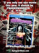 Frankenhooker - Video release poster (xs thumbnail)