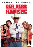 Man Of The House - German Movie Cover (xs thumbnail)