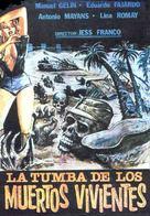 La tumba de los muertos vivientes - Spanish Movie Poster (xs thumbnail)