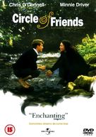 Circle of Friends - British DVD cover (xs thumbnail)