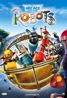 Robots - Spanish Movie Poster (xs thumbnail)