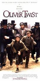 Oliver Twist - poster (xs thumbnail)