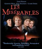Les Misérables - Blu-Ray movie cover (xs thumbnail)