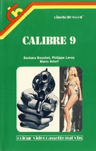Milano calibro 9 - Spanish VHS cover (xs thumbnail)