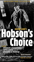 Hobson's Choice - VHS cover (xs thumbnail)