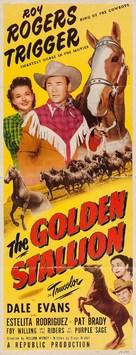 The Golden Stallion - Movie Poster (xs thumbnail)