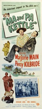 Ma and Pa Kettle - Movie Poster (xs thumbnail)