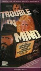 Trouble in Mind - Brazilian Movie Cover (xs thumbnail)