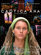 Caótica Ana - French Movie Poster (xs thumbnail)