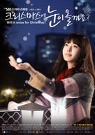 """Will It Snow at Christmas?"" - South Korean Movie Poster (xs thumbnail)"